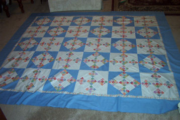 DOUBLE NINE PATCH BABY QUILT PATTERN | Sewing Patterns for Baby : double nine patch quilt - Adamdwight.com